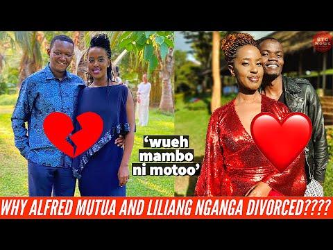 WUEH! FINALLY MAIN REASON WHY ALFRED MUTUA AND LILIAN NG'ANG'A DIVORCED REVEALED!|BTG News