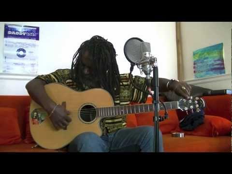 Reggae Juice acoustic  live guest Winston Mcanuff 2012