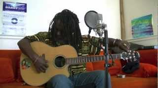 Reggae Juice acoustic  live guest Winston Mcanuff 2012