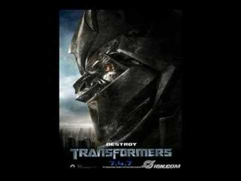 REAL New Transformers Theme by Mute Math