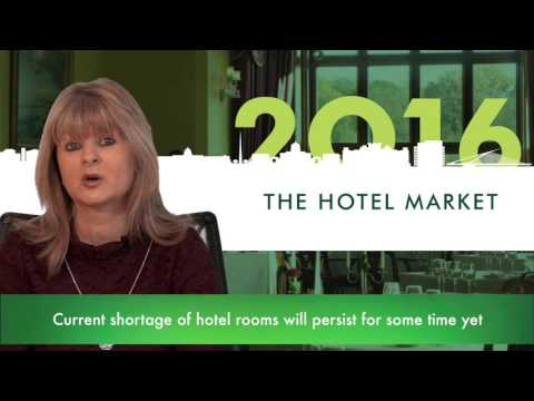 CBRE Ireland Outlook 2016 Hotel Sector