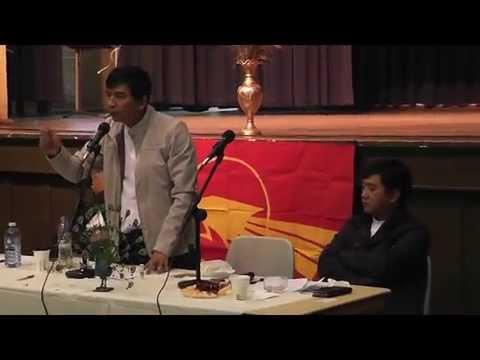 MinKoNaing,Jimmy&KoKoGyi Meet Burmese Community Sydney 21062014 Part- B