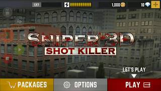 Sniper 3D Strike Assassin Ops