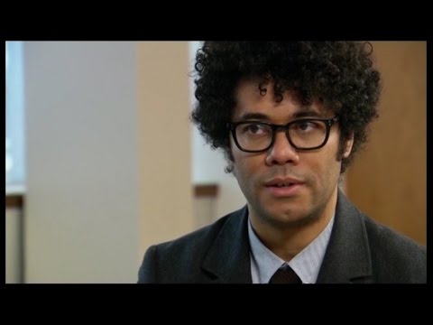 Richard Ayoade, James Corden and Jack Whitehall see a sports psychologist
