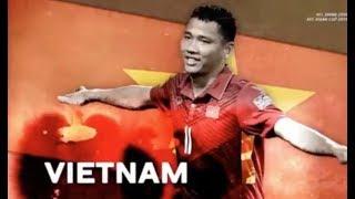 Bốc thăm VCK ASIAN CUP 2019: Đội tuyển Việt Nam rơi vào bảng đấu khó  - Tin Tức VTV24