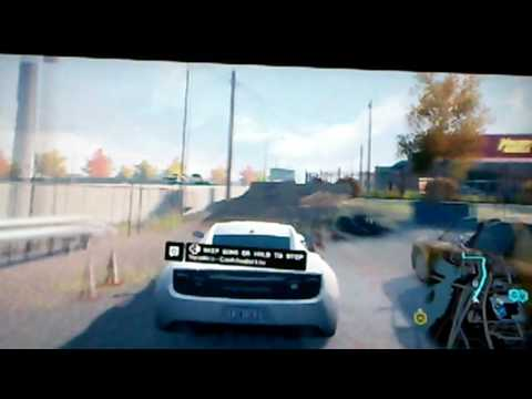 Watchdogs:cash collection
