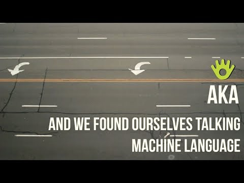 Luca Sguera AKA - And We Found Ourselves Talking Machine Language [Videoclip] Mp3