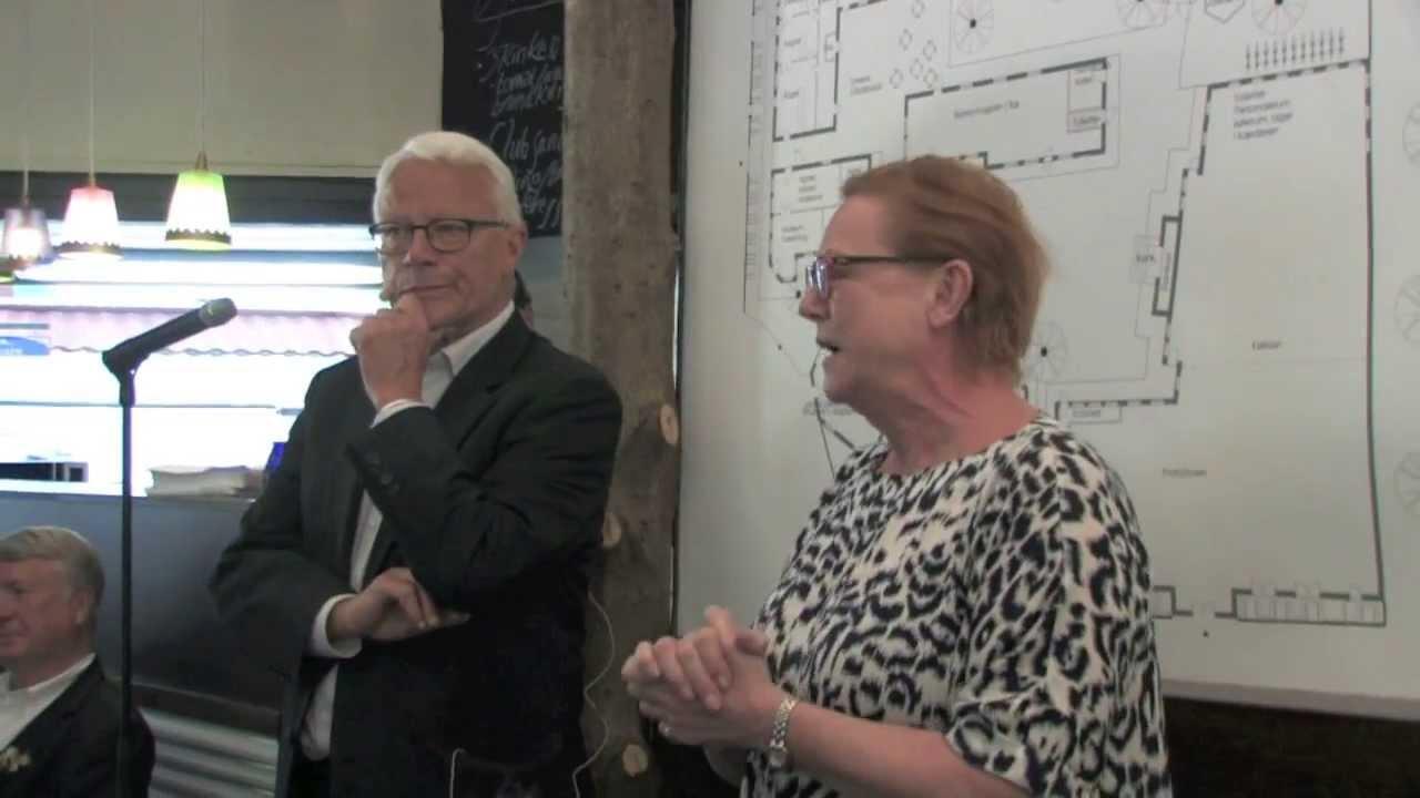 KORSBÆK PÅ BAKKEN Fra pressemødet 2013 by klokfotografivideo