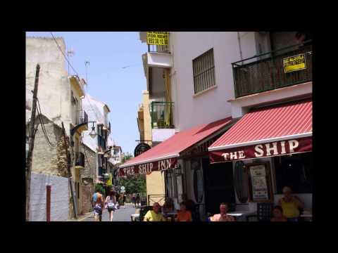 Torremolinos Costa Del Sol Spain City Sightseeing T