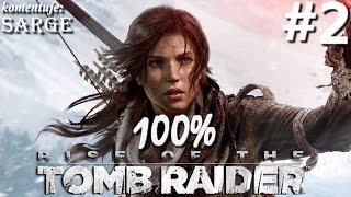 Zagrajmy w Rise of the Tomb Raider (100%) odc. 2 - Grobowiec Proroka