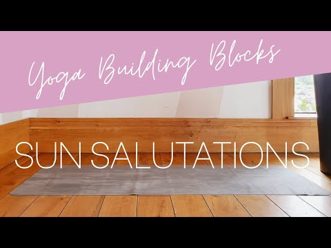 beginners guide to sun salutations  part 1  youtube
