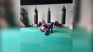 Podzimní soustředění TK Scratch JVK - Workshop MMA