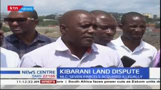 NLC chair Swazuri reveals companies that \'owned\' Kibarani land, gives notice to prove ownership