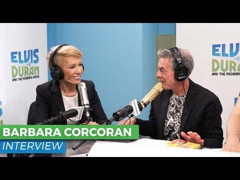 Barbara Corcoran on New Season of Shark Tank | Elvis Duran Show