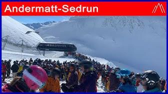 Skigebiet-Test Andermatt-Sedrun (Skiarena)2019 Swiss Alpine 4K #10