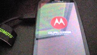 How to install Bootstrap Recovery on the Motorola Photon 4G (clockworkmod)