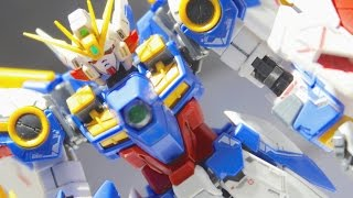 Real Grade Wing Gundam EW - GUNDAM WING ENDLESS WALTZ - at the 2015 Gunpla Expo