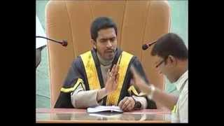 MBT leader kicked out of Parliament by Mayor hyderabad