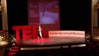 The Value of Public Speaking   Amalia Sterescu   TEDxCambridgeSchoolofBucharest
