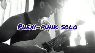 Plexi-Punk Surf Guitar Solo