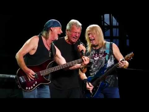 Deep Purple - Sometimes I Feel Like Screaming & Uncommon Man @ Hamina Bastioni July 20, 2018