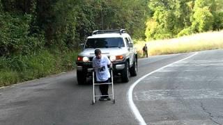 Lo Mejor de la Caminata San Sebastian 2012,  Alfredo Reyes