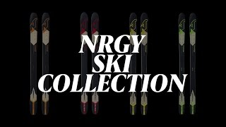 Nordica 2016 NRGy Ski Collection