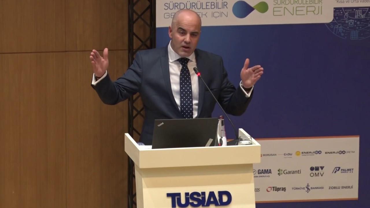 TÜSİAD Sürdürülebilir Gelecek için Sürdürülebilir Enerji