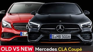 Old Vs New Mercedes CLA ► See The Differences