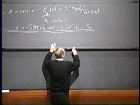 Geometry and the fundamental lemma - Robert MacPherson