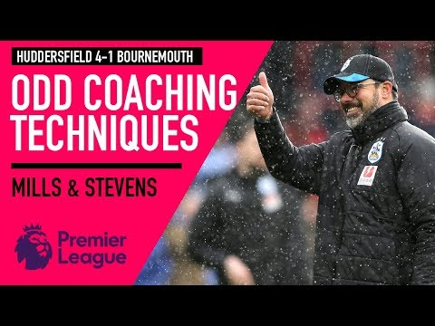 Odd Coaching Techniques | Huddersfield 4-1 Bournemouth | Astro SuperSport