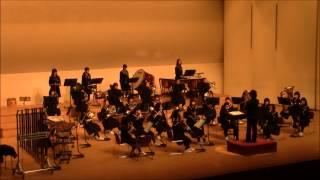第12回吹田市吹奏楽祭 『センチュリア』 演奏:吹田第三中学校吹奏楽部