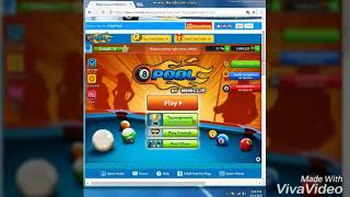8 Ball pool 500 cash trick