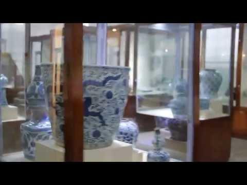 Ceramics Room at National Museum of Indonesia