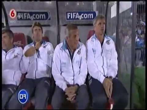 Uruguay 3 - Costa Rica 3 Partido Completo