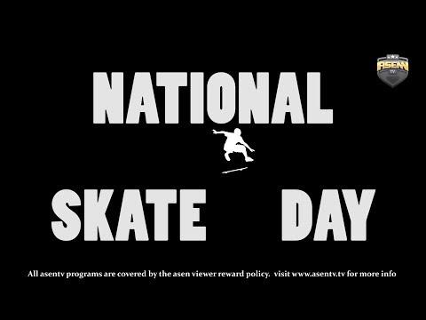 Sport weekly: National Skating Day