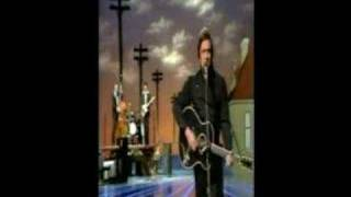 Johnny Cash - Hey Porter 1980