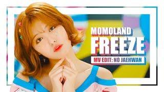 [MV Edit] No Jaehwan: MOMOLAND (모모랜드) - Freeze (꼼짝마)