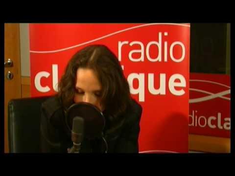 Entretien avec Hélène Grimaud sur Radio Classique