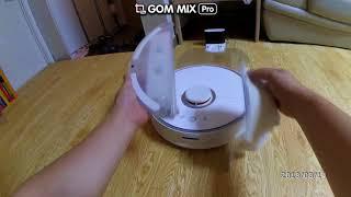 샤오미 로봇청소기 2세대 왕초보 사용법