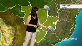 Previsão Centro-Oeste – Tempo muito abafado