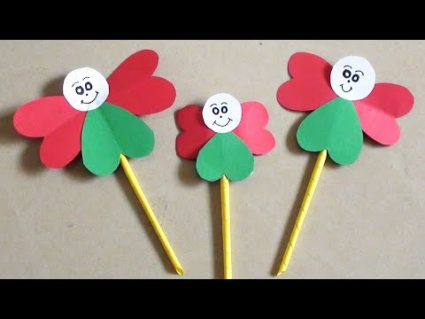 easy-and-simple-craft-for-kids-|-diy-paper-crafts-for-beginners