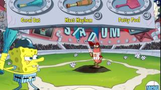 SpongeBob SquarePants | Baseball Match!