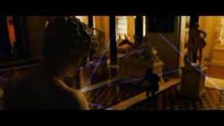 baile del laser ocean twelve