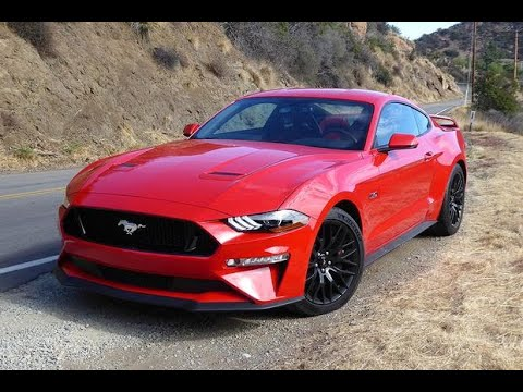 2018 Ford Mustang GT REVIEW.