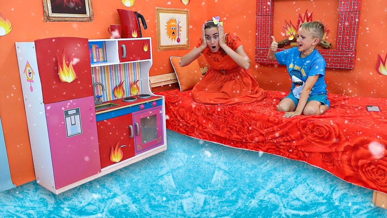 Vlad dan Niki - cerita lucu dengan Mainan untuk anak-anak