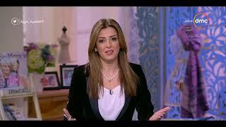 السفيرة عزيزة - في اليوم العالمي لحقوق الإنسان شيرين عفت تعلق : زحمة السير تهدر حقوق الإنسان