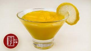 Лимонная Вкуснятина Заварной Крем Начинка для Пирогов Тортов и Пирожных