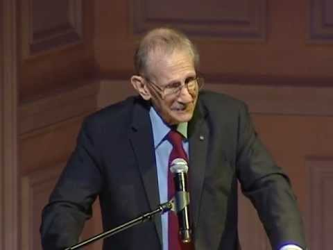 Philip Levine Gives Inaugural Reading as U.S. Poet Laureate
