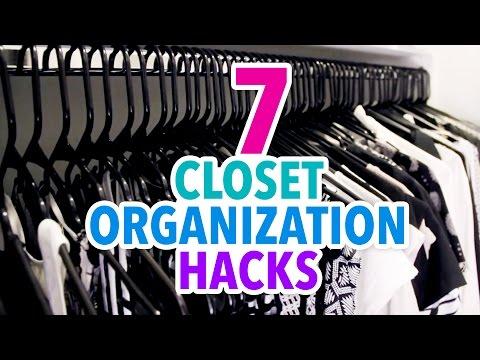 7 Tips & Tricks for Closet Organization - HGTV Handmade